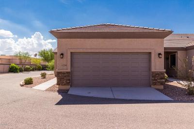 Casa Grande Condo/Townhouse For Sale: 846 N Pueblo Drive #124