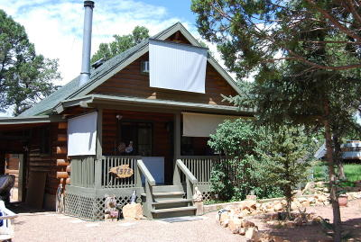 Overgaard Single Family Home For Sale: 3578 Deer Track Trail