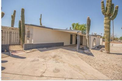 Phoenix Single Family Home For Sale: 7601 W Whitton Avenue