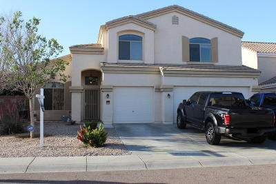 Tolleson Single Family Home For Sale: 10519 W Chickasaw Street