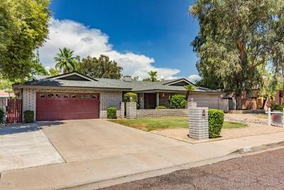 Phoenix Single Family Home For Sale: 512 W Gleneagles Drive