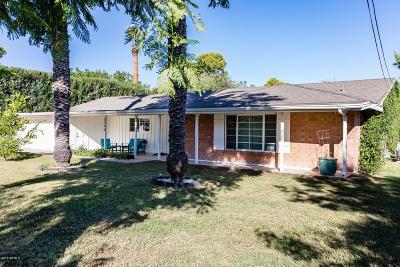 Phoenix Rental For Rent: 5948 E Orange Blossom Lane
