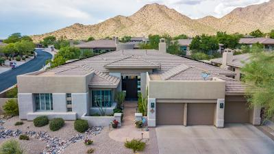 Scottsdale Single Family Home For Sale: 11052 E Jasmine Drive