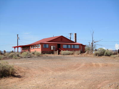 Single Family Home For Sale: 101 S Desert Hills Road