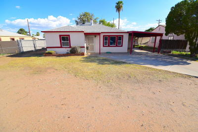 Single Family Home For Sale: 2543 W San Miguel Avenue
