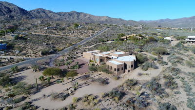 Cave Creek Single Family Home For Sale: 41823 N Deer Trail Road