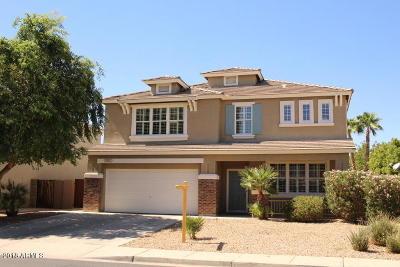 Surprise Single Family Home For Sale: 15012 W Mercer Lane
