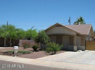 Phoenix Single Family Home For Sale: 4037 N 14th Place