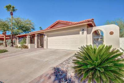 Single Family Home For Sale: 14266 N Fountain Hills Boulevard