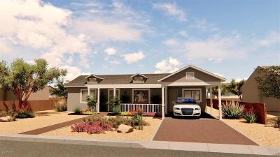 Phoenix Single Family Home For Sale: 1832 E Earll Drive