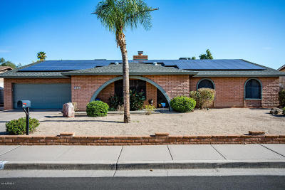 Phoenix Single Family Home For Sale: 3124 W Betty Elyse Lane