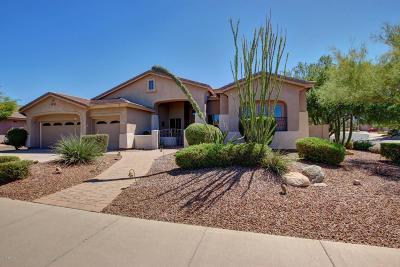 Scottsdale AZ Single Family Home For Sale: $640,000