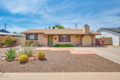 Scottsdale Single Family Home For Sale: 7513 E Fillmore Street