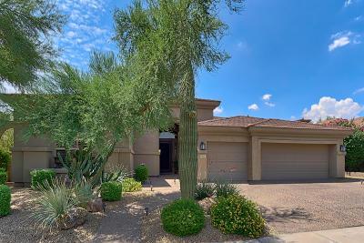 Scottsdale AZ Single Family Home For Sale: $699,900