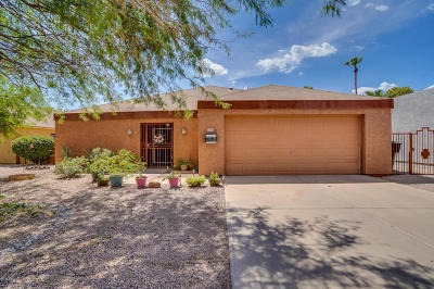 Scottsdale Single Family Home For Sale: 2432 N 87th Terrace