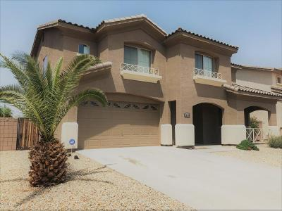 Surprise Single Family Home For Sale: 14874 N 146th Lane