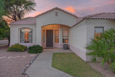 Scottsdale AZ Single Family Home For Sale: $456,000