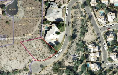 Glendale Residential Lots & Land For Sale: 6172 W Questa Drive