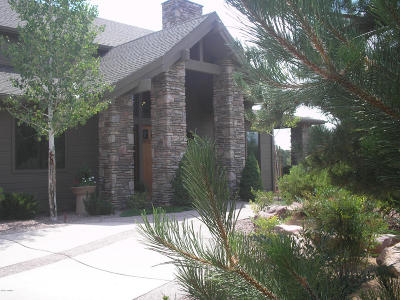 Payson Single Family Home For Sale: 1001 N Indian Paintbrush Circle