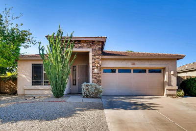 Chandler Single Family Home For Sale: 1480 W Hawk Way