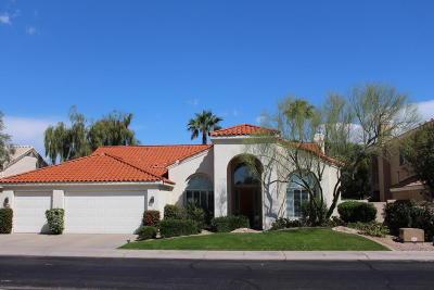 Scottsdale Rental For Rent: 9663 N 117th Street