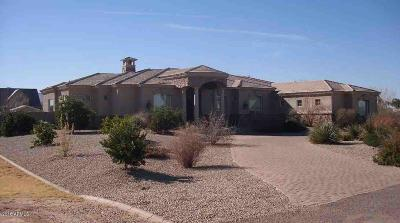 Gilbert Single Family Home For Sale: 17933 E Sanoque Boulevard
