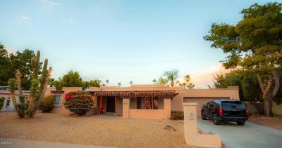 Scottsdale Rental For Rent: 6622 E Camino De Los Ranchos