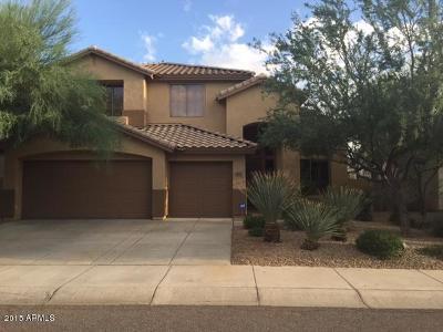 Scottsdale Rental For Rent: 7803 E Nestling Way