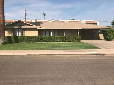 Scottsdale Rental For Rent: 2620 N 80th Place