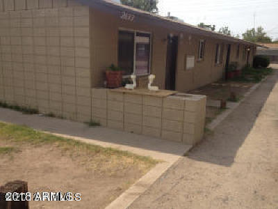 Phoenix Rental For Rent: 7625 N 27th Avenue #1