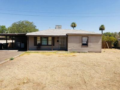 Phoenix Single Family Home For Sale: 2328 W Marshall Avenue