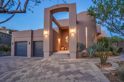 Fountain Hills Single Family Home For Sale: 9507 N Fireridge Trail