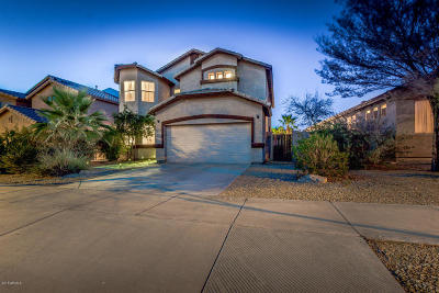 Goodyear Single Family Home For Sale: 18138 W Canyon Lane