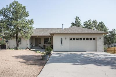 Payson Single Family Home For Sale: 800 W Overland Road