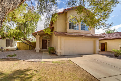 Single Family Home For Sale: 2323 W Orchid Lane