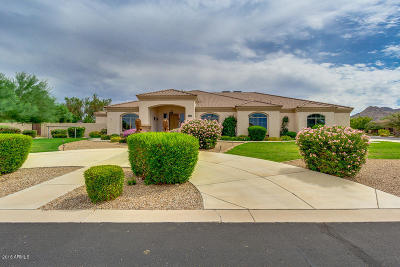 Queen Creek Single Family Home For Sale: 5757 W Rock Court