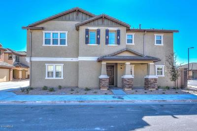 Goodyear Single Family Home For Sale: 16631 W Culver Street