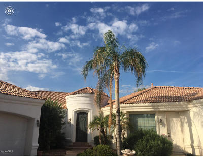 Chandler Single Family Home UCB (Under Contract-Backups): 831 W San Marcos Drive