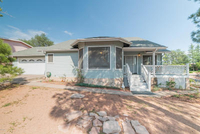 Payson Single Family Home For Sale: 101 N McLane Road