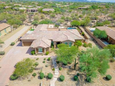 Scottsdale Single Family Home For Sale: 7399 E Baker Drive