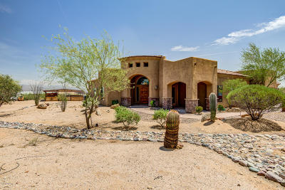 Scottsdale Single Family Home For Sale: 30307 N 162nd Way