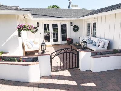 Phoenix Single Family Home For Sale: 3830 E Elm Street