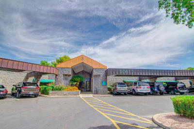 Scottsdale Commercial Lease For Lease: 10617 N Hayden Road #B110