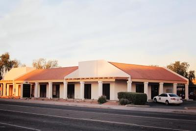 Mesa Commercial Lease For Lease: 919 N Stapley Drive #M