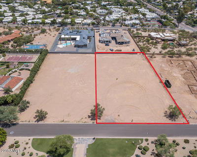 Paradise Valley Residential Lots & Land For Sale: 5111 N Wilkinson Road
