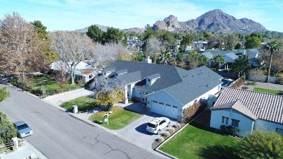 Phoenix Single Family Home For Sale: 4609 N 39th Street