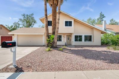 Phoenix Single Family Home For Sale: 2425 W Tierra Buena Lane