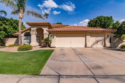 Chandler Single Family Home For Sale: 3345 S Ambrosia Drive