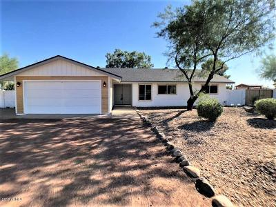 Peoria Single Family Home CCBS (Contract Contingent on B: 8813 W Calle Lejos