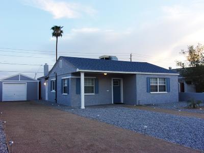 Phoenix Single Family Home For Sale: 2005 W Monte Vista Road